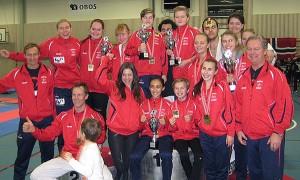 Norges beste lag-klubb